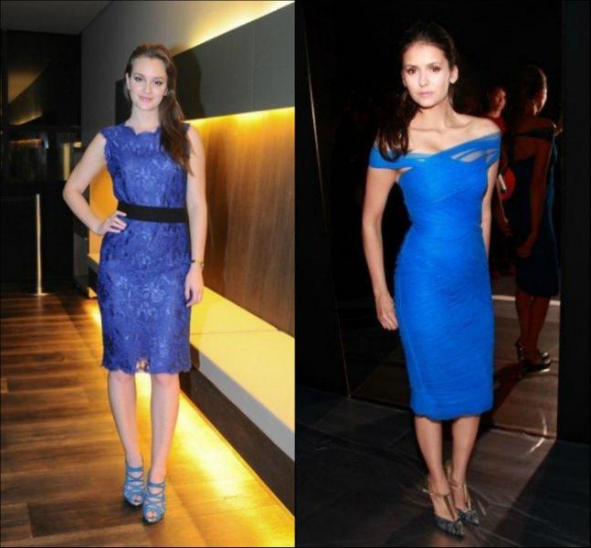 Style Battle: Leighton Meester vs Nina Dobrev