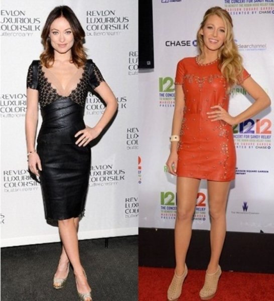 Style Battle: Olivia Wilde vs Blake Lively – results!