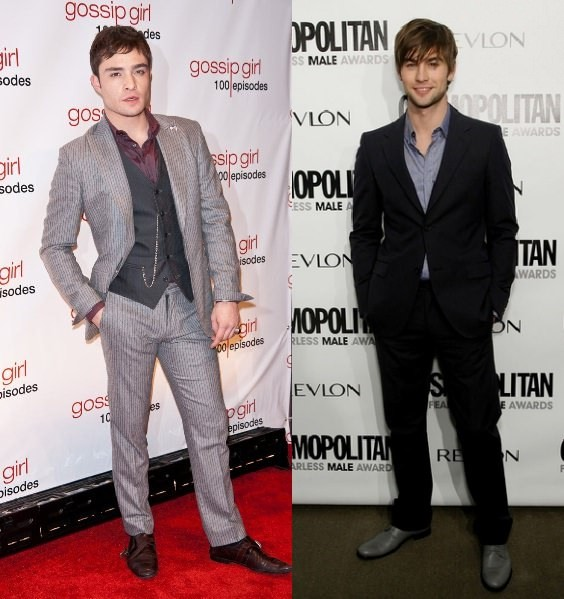 Style Battle: Ed Westwick vs Chace Crawford – results!