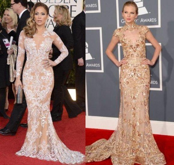 Style Battle: Jennifer Lopez vs Taylor Swift