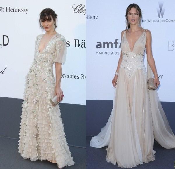 Style Battle: Milla Jovovich vs Alessandra Ambrosio
