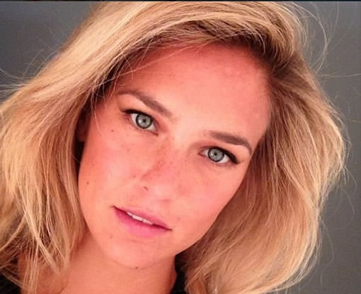 Bar Refaeli without makeup