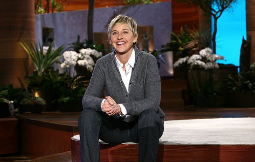 Reasons to Admire Ellen DeGeneres