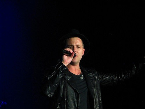 OneRepublic singer and songwriter Ryan Tedder