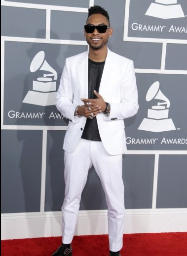 R&B singer Miguel
