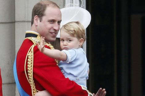 Prince George Alexander Louis Mountbatten Windsor