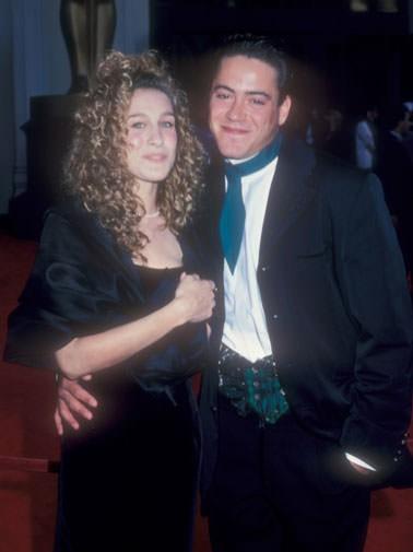 Robert Downey Jr. and Sarah Jessica Parker