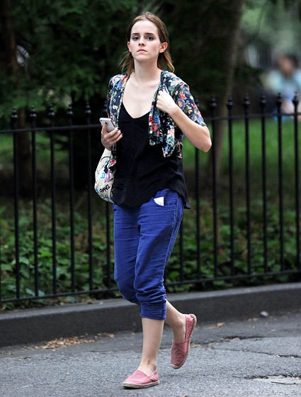 8 Street Style Looks to Steal from Emma Watson