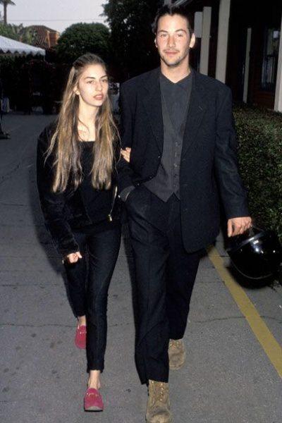 Keanu Reeves Sofia Coppola