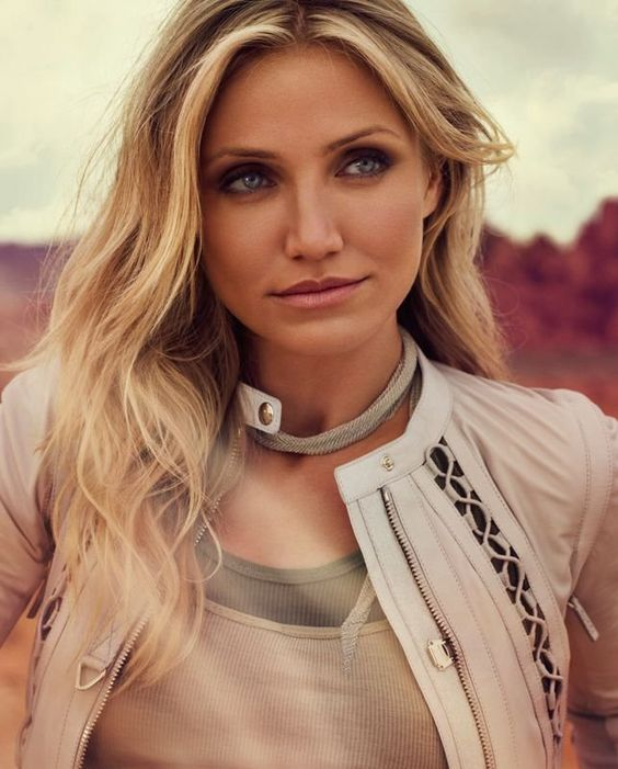8 Breathtakingly Beautiful Eyes in HollywoodCameron Diaz