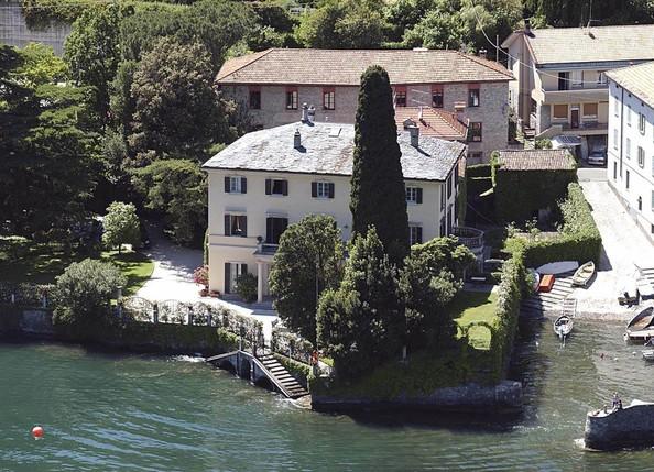 George Clooney's Villa Oleandra