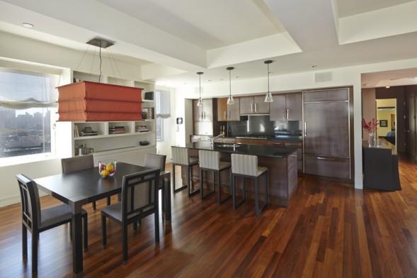 John Mayer's New York City apartment