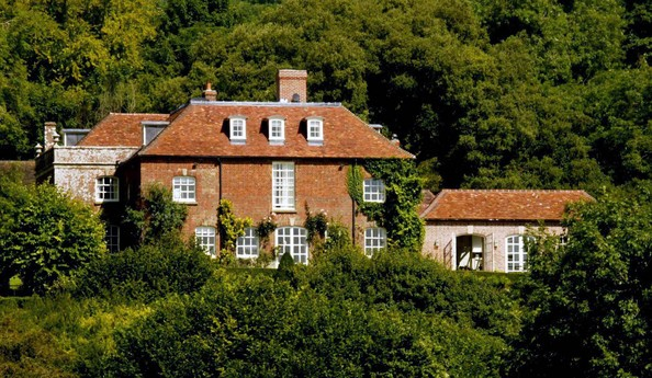 Madonna's home in Wiltshire