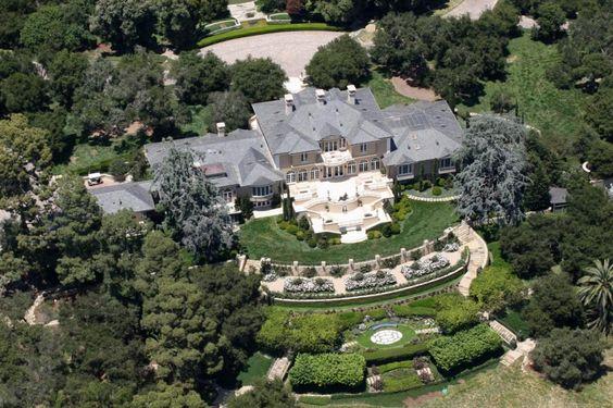Oprah Winfrey's Santa Barbara Home