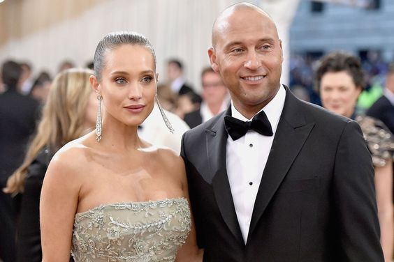Derek Jeter and Hannah Davis Are Married