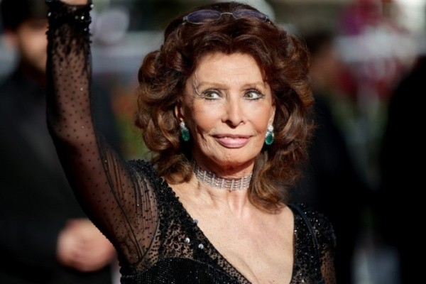 Sophia Loren Became Honorary Citizen of Naples
