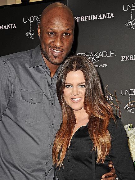 Khloe Kardashian Is Paranoid about Lamar Odom Ending Up Back in Hospital