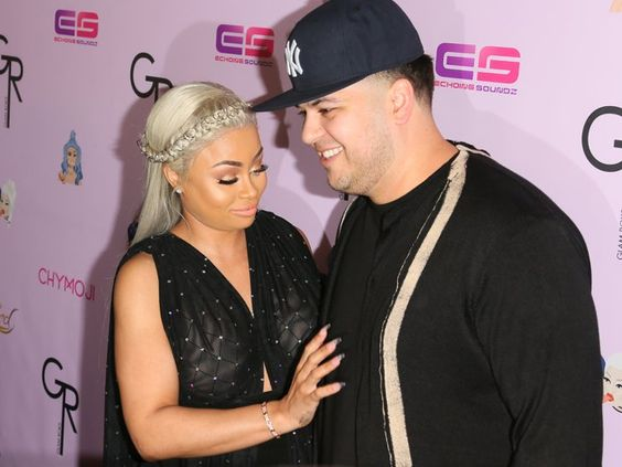 Take a Look at Blac Chyna and Rob Kardashian's Baby Girl