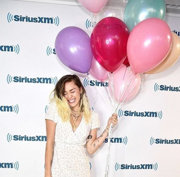 Facts about Miley Cyrus