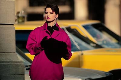 Happy birthday Isabella Rossellini!