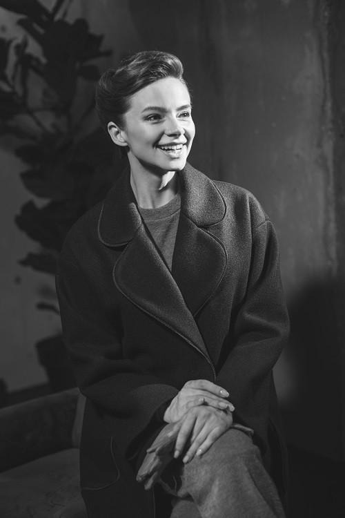 True Soviet Chic Anna Yakovenko
