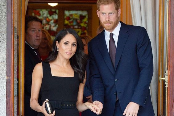 Their Royal Highnesses and Their Little Bump