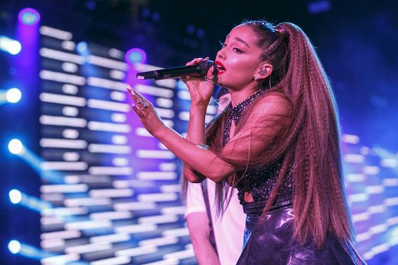 Ariana Grande Encourages You to Thank Your Exes