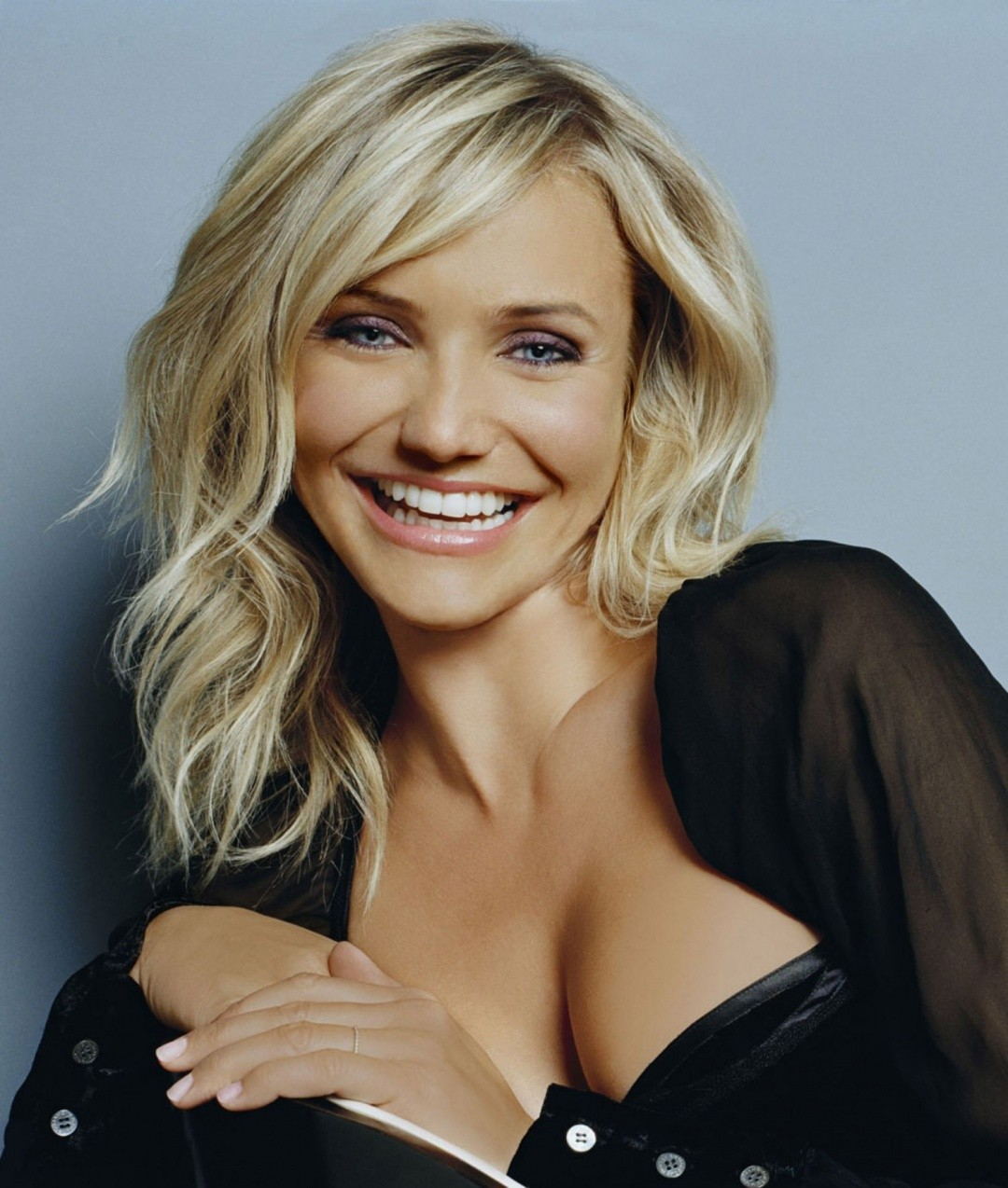 Cameron Diaz 10 Celebrities with the Extremely Gross Hygiene Practices