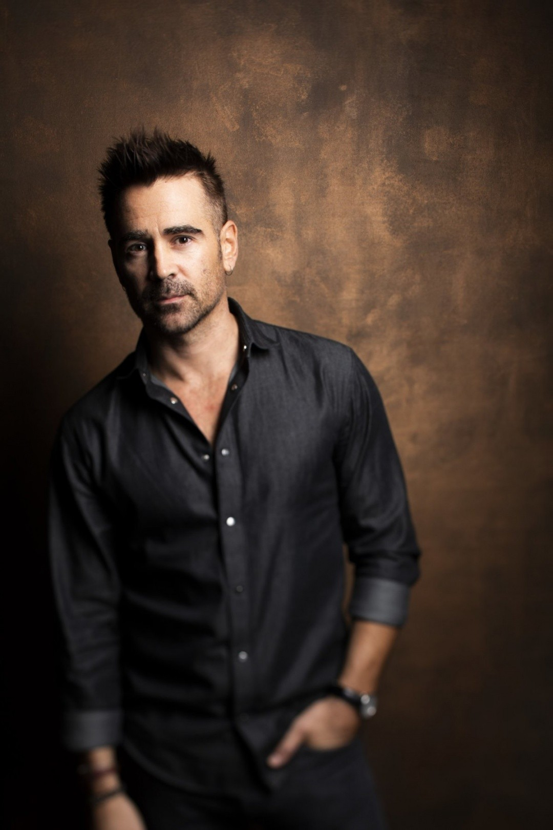 Colin Farell 10 Celebrities with the Extremely Gross Hygiene Practices